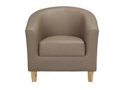 Tub Chair Taupe