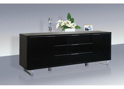 Accent Sideboard / TV Unit – Black