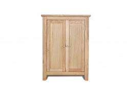 Ocean 2 Door Wall Cabinet – Oak