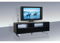 Accent Low Sideboard / TV Unit – Bla