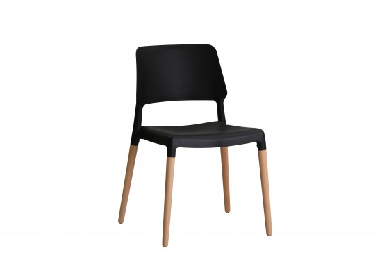 Riva Chair in Black