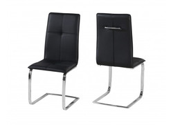 Opus Dining chairs in Black