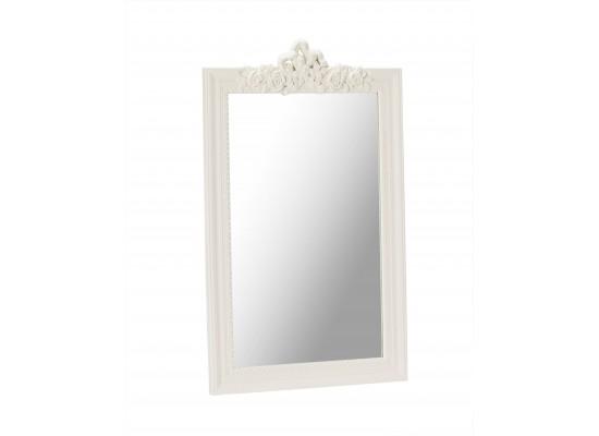 Juliette Wall Mirror in Cream
