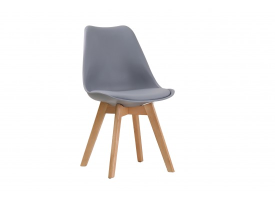 Louvre Chair in Grey