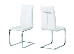 Opus Dining chairs in White