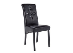 Monroe Dining Chair – Black
