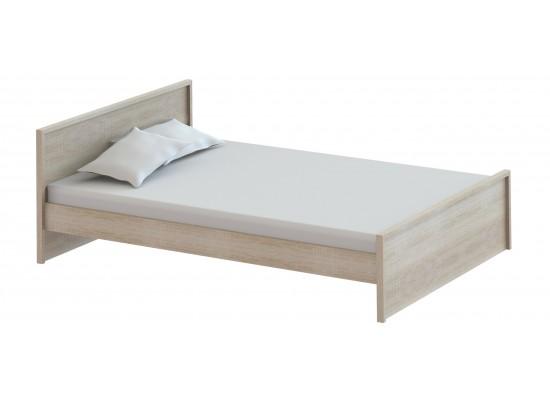 exington Double Bed  Simply sleek, t