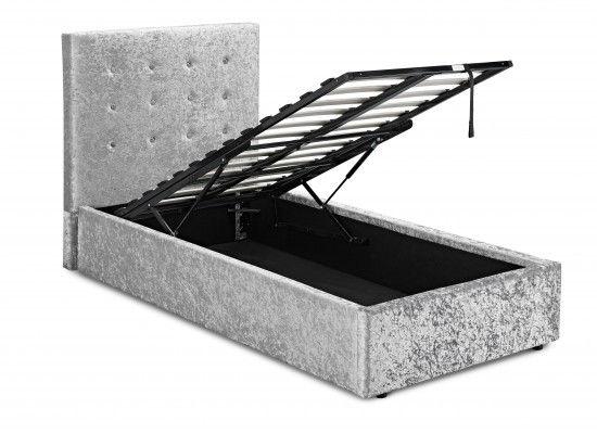 Rimini Single Hydraulic Bed Frame