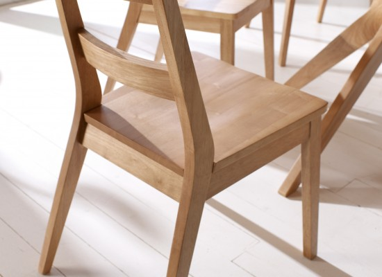 Malmo Dining Chair Top View