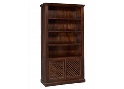 Darjeeling Bookcase with Doors