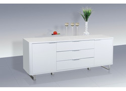 Accent Sideboard / TV Unit – White