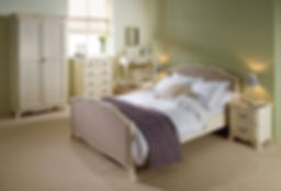 Chantilly Bedroom Range
