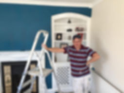 Phil a high quality decorator with 30 yearsexperience