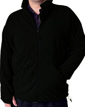 מעיל פליז שחור