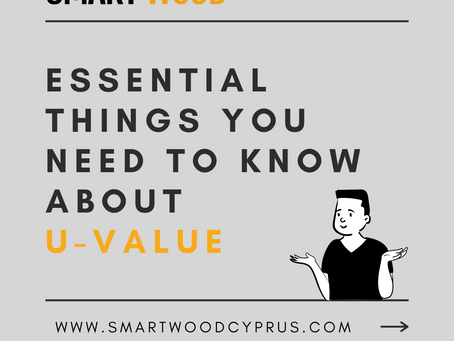 ESSENTIAL THINGS YOU NEED TO KNOW ABOUT  U-VALUE
