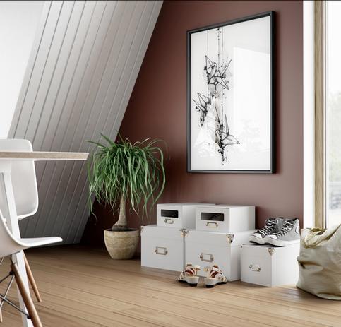 A-frame Smart Wood Cyprus TRIO model