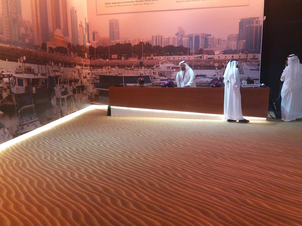Emirates pavilion Expo- photorights Gili Mazza