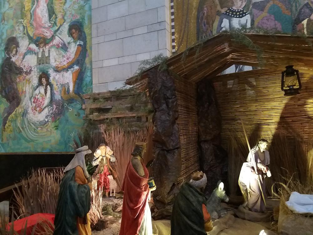 כנסיית הבשורה בנצרת-צלמה גילי מצא