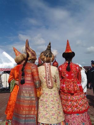 Astana-Ethnic village