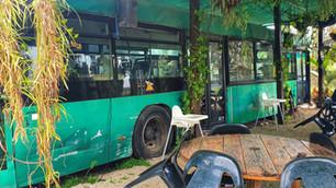 קרונות קפה ואוטובוס פיצה-פרק 3