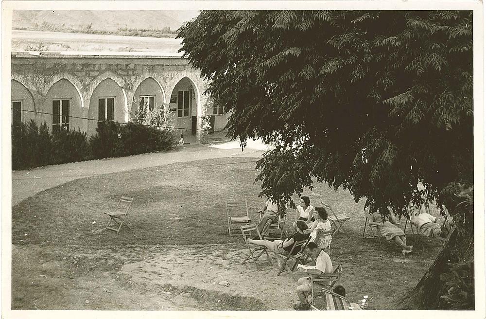 תמונות הסטוריות באדיבות ארכיון המלון