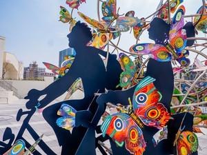Tainan art experience - israeli fame