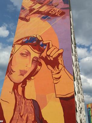 גדנסק-אמנות רחוב,פולין