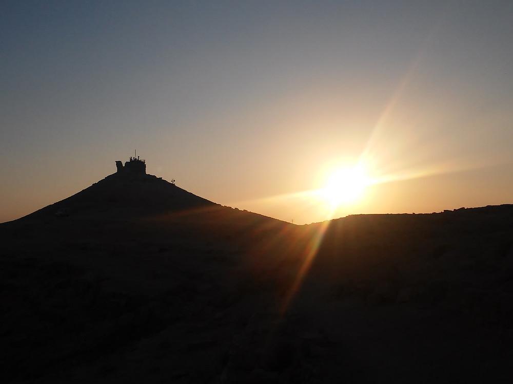 הר גמל מצפה רמון-צלמה גילי מצא