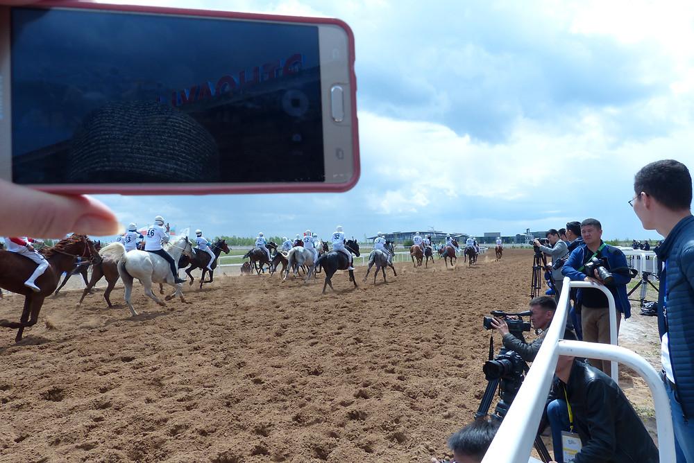 Expo horse race- photorights Gili Mazza