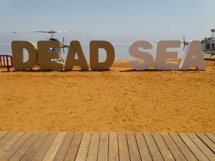 best new things - Dead Sea