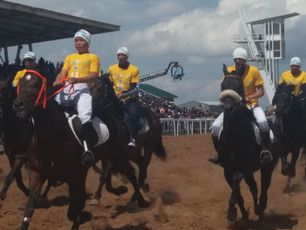Best things to do in Astana- horse race