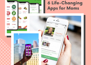 6 Life-Changing Apps That All Moms Should Download Right Now