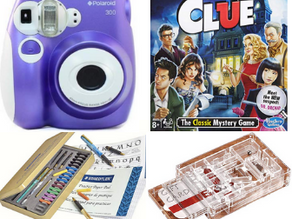 Screen-Free Christmas Gift Guide for Your Pre-Teen or Teenager