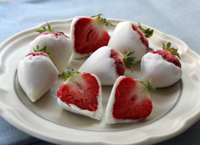 Healthy Valentine's Day Recipes to Make With Your Kids