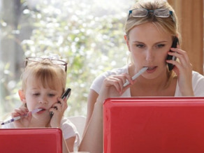 How to Successfully Work From Home with Kids: 4 Quick Tips