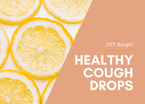 How to Make a Healthier Cough Drop and Boost Your Immunity
