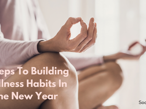 5 Steps To Building Wellness Habits In The New Year