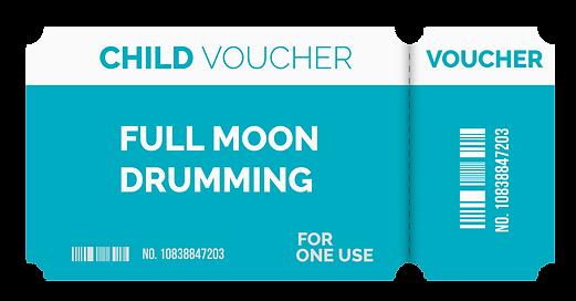 Child Voucher (3-5 years)