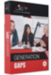 Generation Gaps Training course in Egypt - Dubai