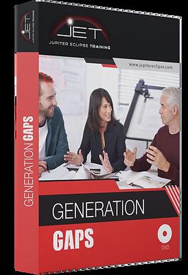 Generation Gaps Training course in Egypt - Dubai