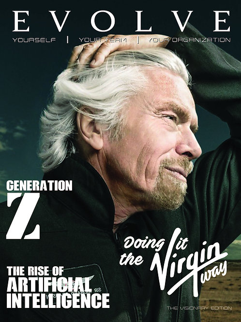 Richard Branson Edition
