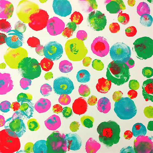 'Spots' Card