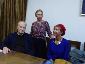РКМД в Доме Бурганова в Москве