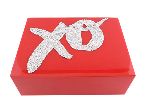 XO Box, Red Lacquer