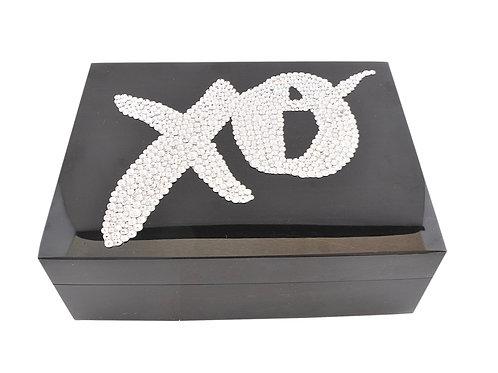 XO Box, Charcoal Lacquer