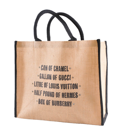 Glamour Grocery Tote
