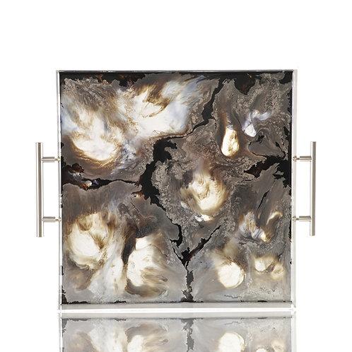 Smoke Tray, Resin & Acrylic