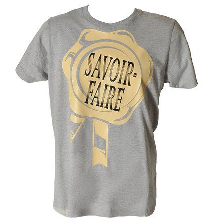 Savoir-Faire Stamp T, Grey