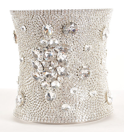 Ivy Champagne Bucket, Made with SWAROVSKI® Crystal