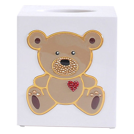 Teddy Tissue Box